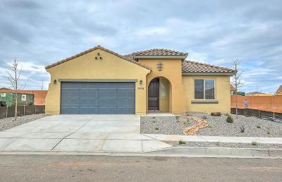 Rio Rancho Single Family Home For Sale: 3948 Mountain Trail Loop NE