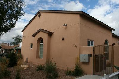 Albuquerque Multi Family Home For Sale: 218 Yale Boulevard SE