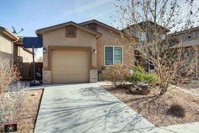 Albuquerque NM Single Family Home For Sale: $140,000
