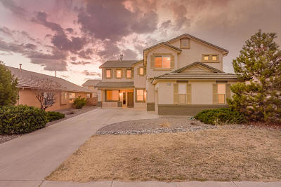 Rio Rancho Single Family Home For Sale: 1560 Montiano Loop SE