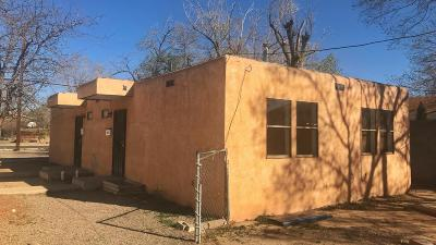Albuquerque NM Multi Family Home For Sale: $87,750