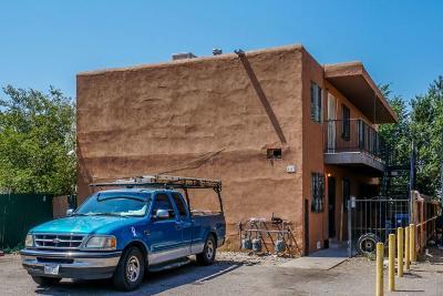 Albuquerque NM Multi Family Home For Sale: $155,000