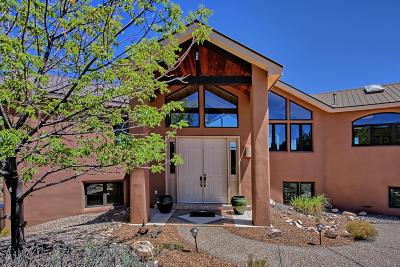 Sandia Park Single Family Home For Sale: 8 La Quinta