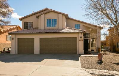 Albuquerque NM Single Family Home For Sale: $259,000