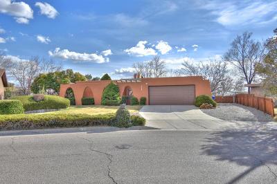 Albuquerque NM Single Family Home For Sale: $237,900