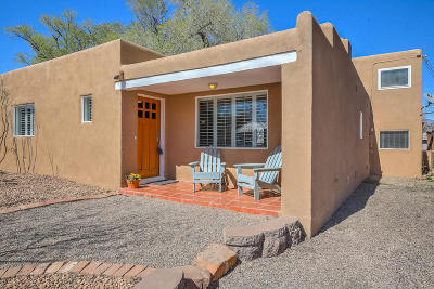Albuquerque NM Single Family Home For Sale: $359,000