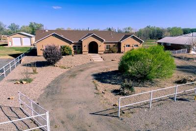 Valencia County Single Family Home For Sale: 1050 Konkol Farms