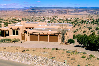 Placitas Single Family Home For Sale: 77 Camino Barranca
