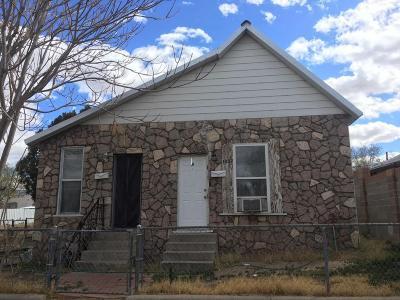 Albuquerque Multi Family Home For Sale: 1002 Edith Street SE