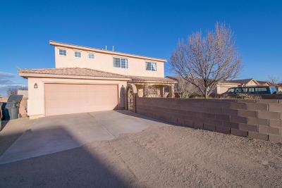 Rio Rancho Single Family Home For Sale: 804 9th Street NE