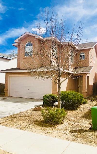 Albuquerque Single Family Home For Sale: 9600 Adonai Road NW
