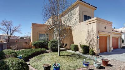 Albuquerque Single Family Home For Sale: 4432 Rancho Centro NW