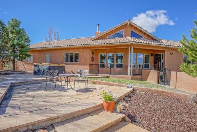 Albuquerque NM Single Family Home For Sale: $548,500