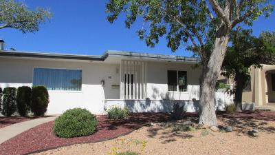 Albuquerque Single Family Home For Sale: 901 Adams Street NE