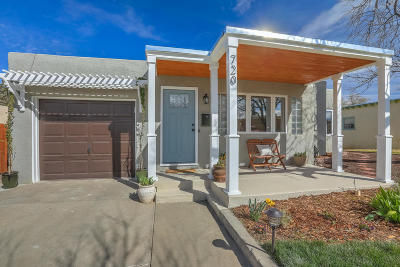 Albuquerque Single Family Home For Sale: 720 Wellesley Drive NE