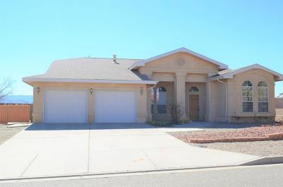 Single Family Home For Sale: 2493 Manzano Loop NE