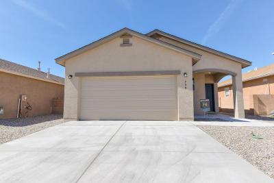 Albuquerque NM Single Family Home For Sale: $187,000