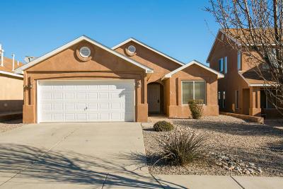 Single Family Home For Sale: 1824 San Pedro Road NE