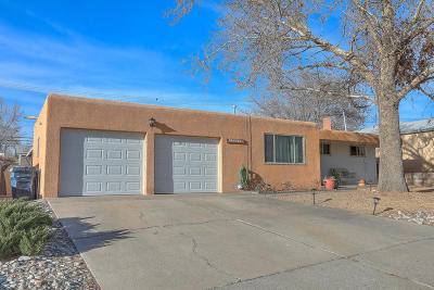 Albuquerque NM Single Family Home For Sale: $169,900