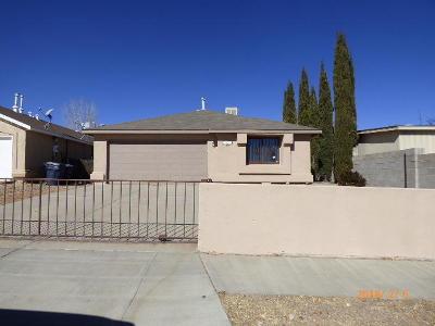 Albuquerque NM Single Family Home For Sale: $139,900