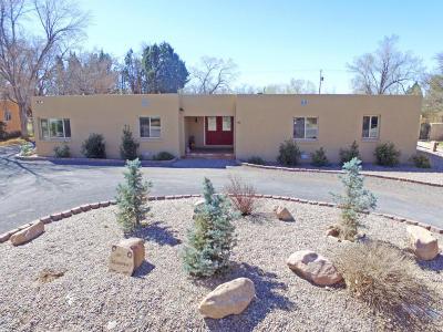 Albuquerque NM Single Family Home For Sale: $495,000