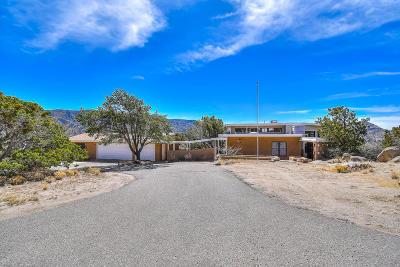 Albuquerque NM Single Family Home For Sale: $339,900