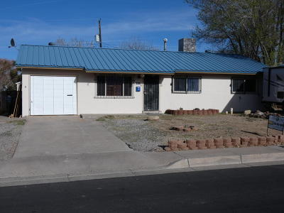 Albuquerque Single Family Home For Sale: 10121 Betts Street NE