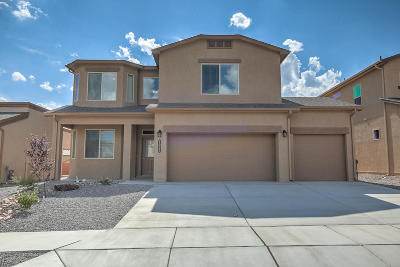 Rio Rancho NM Single Family Home For Sale: $305,075