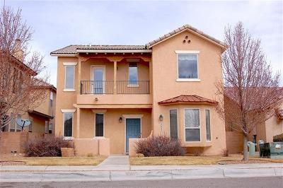 Bernalillo Single Family Home For Sale: 1260 Alvarado Way