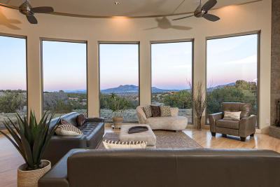 Tijeras, Cedar Crest, Sandia Park, Edgewood, Moriarty, Stanley Single Family Home For Sale: 3 La Vigilia Road