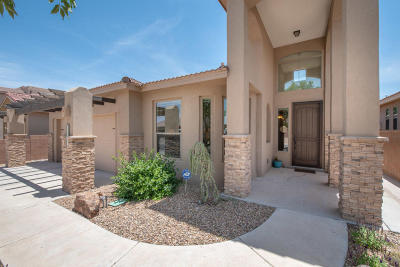 Bernalillo Single Family Home For Sale: 1148 San Augustin