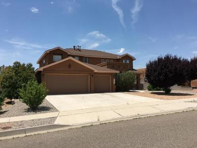 Rio Rancho NM Single Family Home For Sale: $293,000