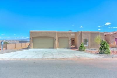 Rio Rancho Single Family Home For Sale: 2310 15th Street SE