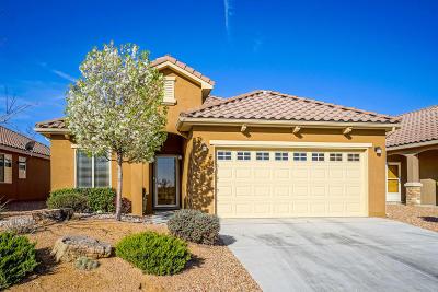 Bernalillo Single Family Home For Sale: 833 Purple Aster Drive