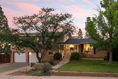Albuquerque Single Family Home For Sale: 3017 San Joaquin Avenue SE