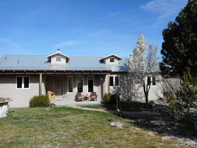 Tijeras, Cedar Crest, Sandia Park, Edgewood, Moriarty, Stanley Single Family Home For Sale: 17 Mirkwood Road