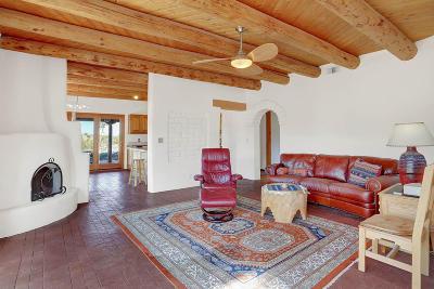 Placitas Single Family Home For Sale: 27 Camino Redondo