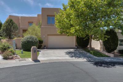 Single Family Home For Sale: 10024 Wellington NE