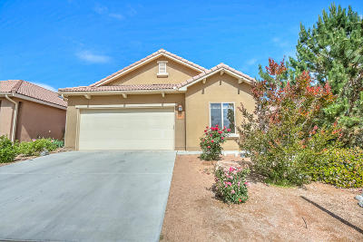 Bernalillo Single Family Home For Sale: 919 Desert Willow Court