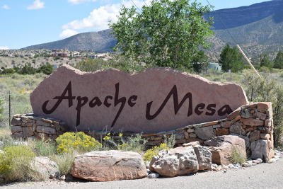 Placitas Residential Lots & Land For Sale: Lot 5 Apache Mesa Road