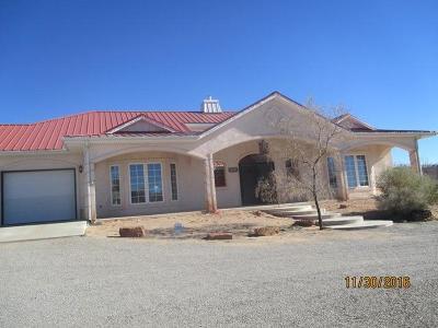 Rio Rancho Single Family Home For Sale: 2112 Contreras Road NE