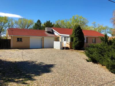 Albuquerque Single Family Home For Sale: 1936 Poplar Lane SW