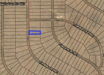 Rio Rancho Residential Lots & Land For Sale: 5110 Findlay Street NE