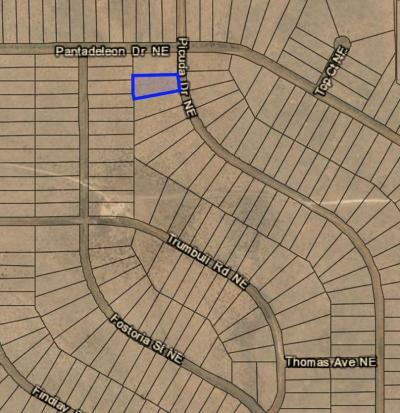 Rio Rancho Residential Lots & Land For Sale: 5307 Picuda Drive NE