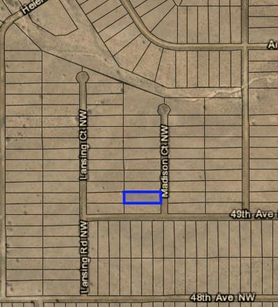 Rio Rancho Residential Lots & Land For Sale: Unit 23 NE