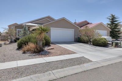 Rio Rancho Single Family Home For Sale: 2013 Alama Drive NE
