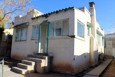 Albuquerque Single Family Home For Sale: 1406 Gold Avenue SE