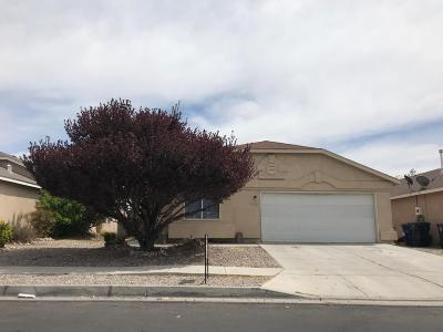 Albuquerque Single Family Home For Sale: 420 Spinnaker Drive NW