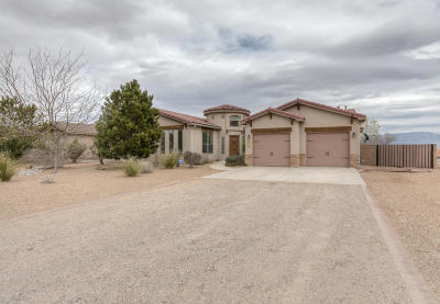 Rio Rancho Single Family Home For Sale: 616 4th Street NE
