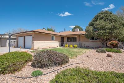 Single Family Home For Sale: 4316 Boone Street NE